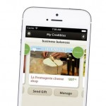 Credibles app on the iPhone